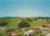 Panorama of Leongatha