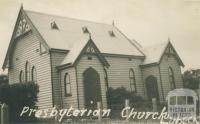 Presbyterian Church, Lubeck