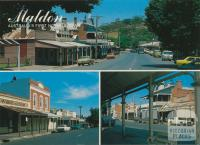 Maldon, Australia's first notable town