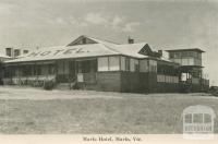 Marlo Hotel, Marlo, 1963