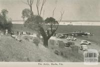 The Jetty Marlo, 1963