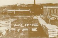 Hume Pipe Works, Maribyrnong, 1920