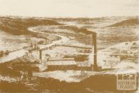 Melbourne Meat Preserving Company, Maribyrnong, 1868
