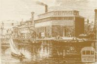 Melbourne Meat Preserving Company, Maribyrnong, 1873