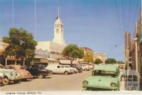 Langtree Avenue, Mildura, 1964