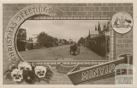 Main Street, Minyip