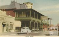 Grand Hotel, Mornington, 1951