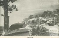 Sunrise, Mount Buffalo, 1953