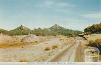 Looking towards the Horn (5645), Mount Buffalo, 1958