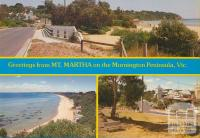 Three views of Mount Martha on the Mornington Peninsula, 1995
