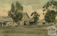 Duncan Street, Murtoa, 1913