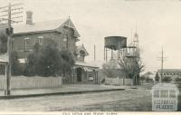 Post Office and Water Tower, Nhill