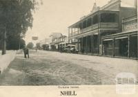 Victoria Street, Nhill