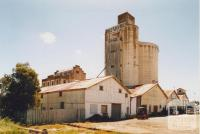 The old flour mill, Nhill, 2007