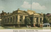 Public Library, Northcote