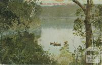 Lotus Bay, Nowa Nowa, Lake Tyers, 1908