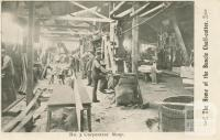 Carpenter's Shop, John Buncle & Son, North Melbourne