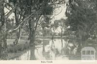 Bala Creek, Numurkah, 1950