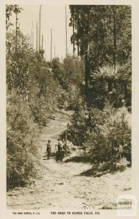 The Road to Olinda Falls, Olinda