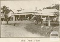 Blue Duck Hotel, Omeo