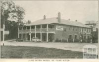 Cann River Hotel at Cann River, 1947