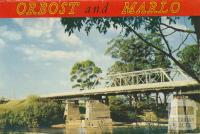Snowy River Bridge at Orbost