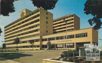 Royal Children's Hospital, Parkville, 1972