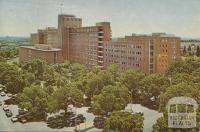 Royal Melbourne Hospital, Grattan Street, Parkville, 1980