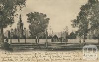 Ormond College, Melbourne, Parkville, 1905