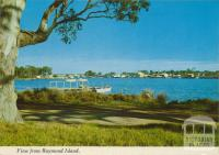 View across McMillan Straits from Raymond Island, Paynesville
