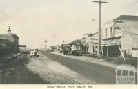 Main Street, Port Albert