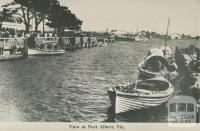 View at Port Albert