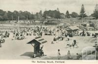 The Bathing Beach, Portland, 1948