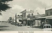 Bentinck Street, Portland, 1948