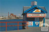 Eastern Kiosk at Station Pier, Port Melbourne