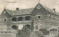 Roman Catholic Convent, Benalla, 1913