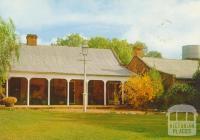 Exterior of Tyntyndyer Homestead, Beverford