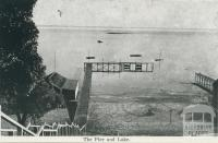 The Pier and Lake, Colac