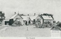 The Hospital, Colac