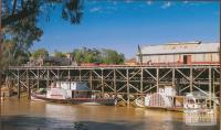 The Old Wharf, Port of Echuca