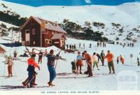Ski Hirage Centre and Skiing Slopes, Falls Creek Ski Village
