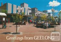 Little Malop Street Mall, Geelong