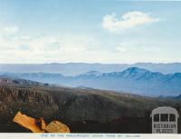 One of the Magnificent Views from Mt William, Grampians