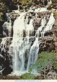 Spectacular McKenzie's Falls, Grampians