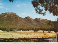 Bellfield Peak, The Pinnacle and Relph's Peak, Grampians