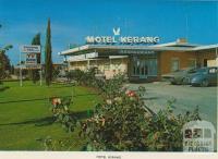 Motel Kerang, 1975