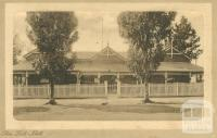 Shire Hall, Nhill