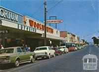 Main Street, Morwell