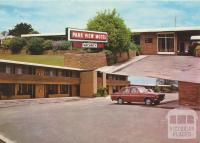 Park View Motel, Newington
