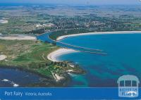 Aerial view of Port Fairy, 2006